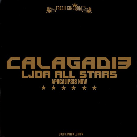 Calagad 13 - Ljda All Stars