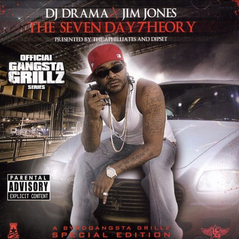 DJ Drama & Jim Jones - The seven day theory