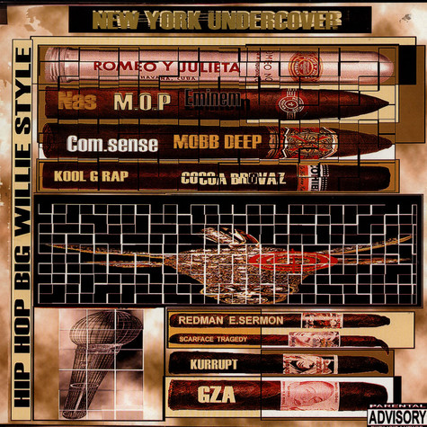 V.A. - New York Undercover