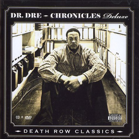 Dr.Dre - Chronicles deluxe - Death Row classics