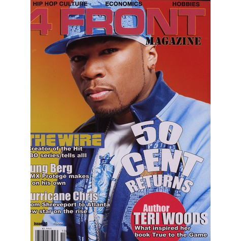 4 Front Magazine - 2007 - 10 - October - Issue 20