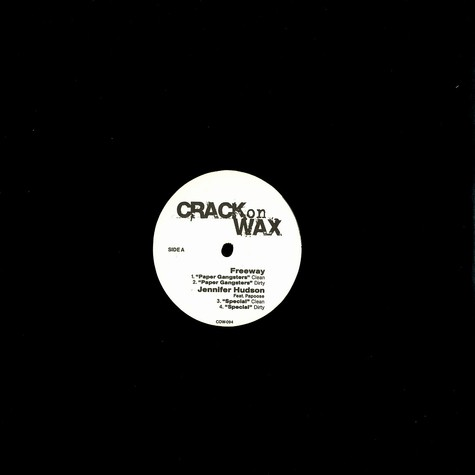 Crack On Wax - Volume 94