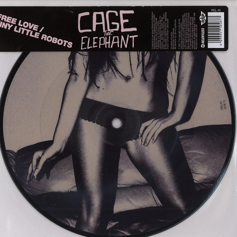Cage The Elephant - Free love