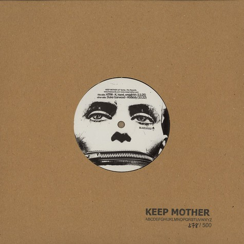HTRK / Duke Garwood - Keep Mother 10inch series volume 6