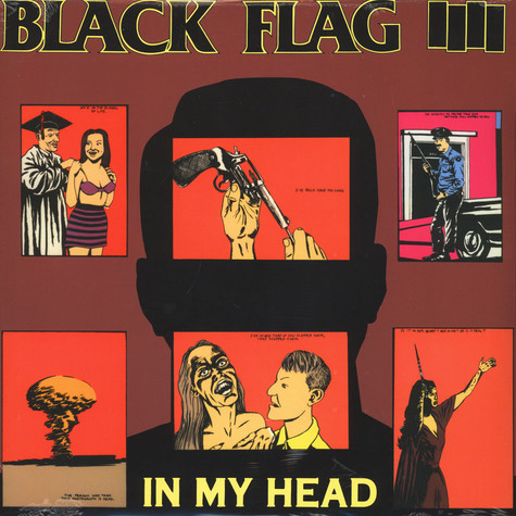Black Flag - In my head