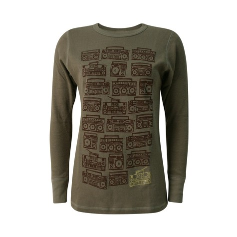 Ubiquity - Boombox thermal longsleeve