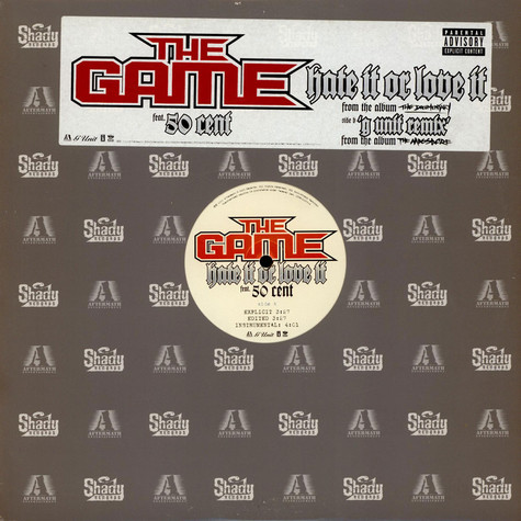 Game, The - Hate It Or Love It