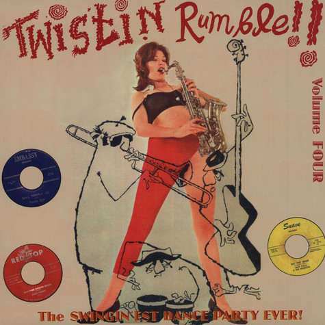 Twistin Rumble - Volume 4