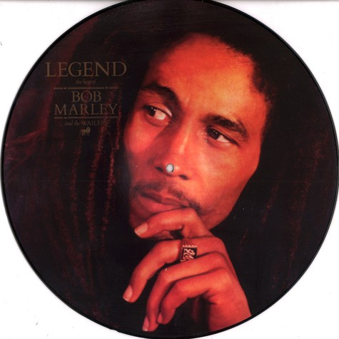 Bob Marley & The Wailers - Legend - the best of