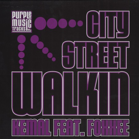 Kemal - City street walkin feat. Foxxee