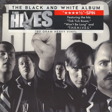Hives, The - The black and white album