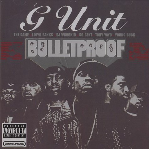 G Unit - Bulletproof