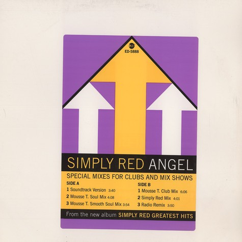 Simply Red - Angel