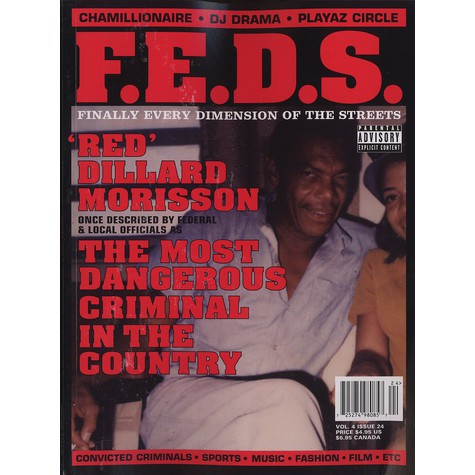 F.E.D.S. Magazine - Vol. 4 Issue 24