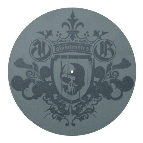 Glowtronics - King Skull Non Glow Slipmat