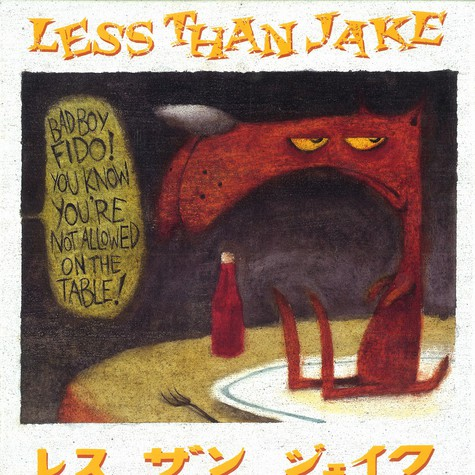 Less Than Jake - Losers, kings & things we don't understand