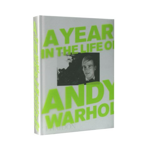 David McCabe - A year in the life of Andy Warhol