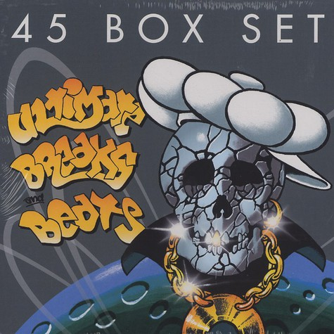 Ultimate Breaks & Beats - 45 box set