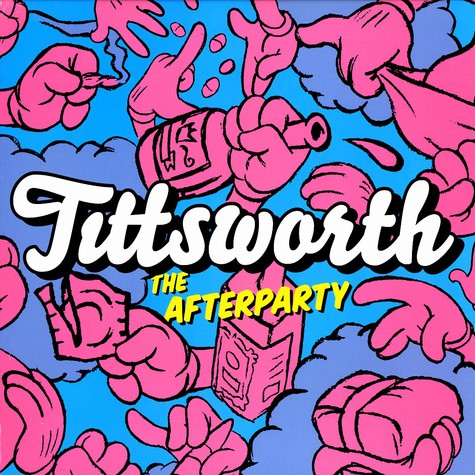 Tittsworth - The afterparty EP
