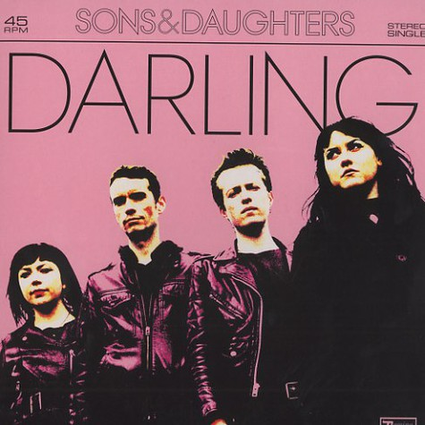 Sons & Daughters - Darling