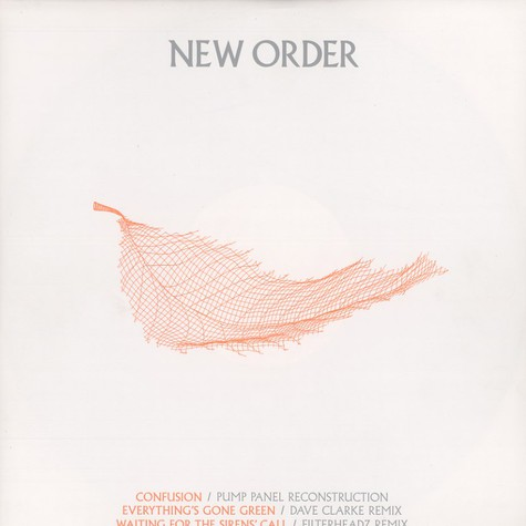 New Order - Confusion remix