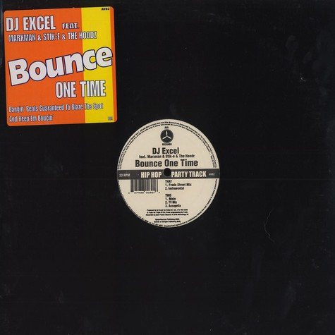 DJ Excel - Bounce one time