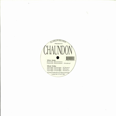 Chaundon - Family Business