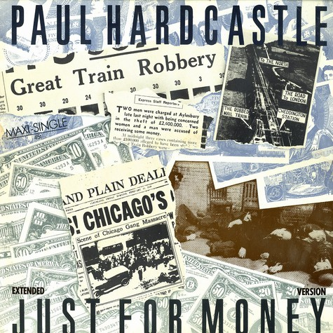 Paul Hardcastle - Just for the money