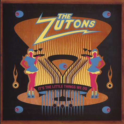 Zutons, The - It's the little things we do