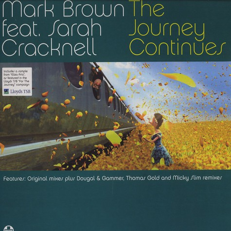 Mark Brown - The journey continues feat. Sarah Cracknell