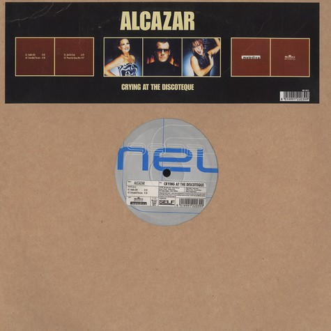 Alcazar - Crying at the dicoteque