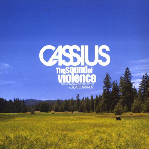 Cassius - The sound of violence feat. Steve Edwards