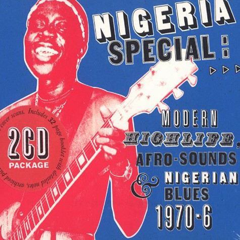 Nigeria Special - Volume 1: Modern Highlife, Afro-Sounds & Nigerian Blues 1970-76