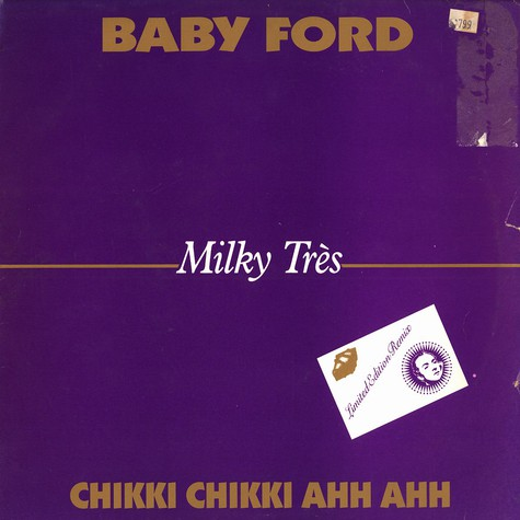 Baby Ford - Milky très