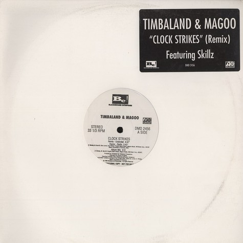 Timbaland & Magoo - Clock strikes remix feat. Skillz