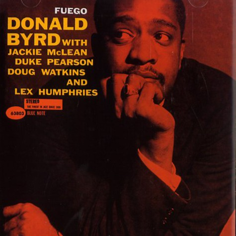 Donald Byrd - Fuego