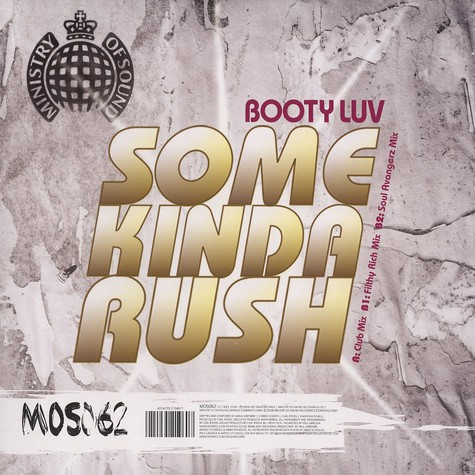 Booty Luv - Some kinda rush