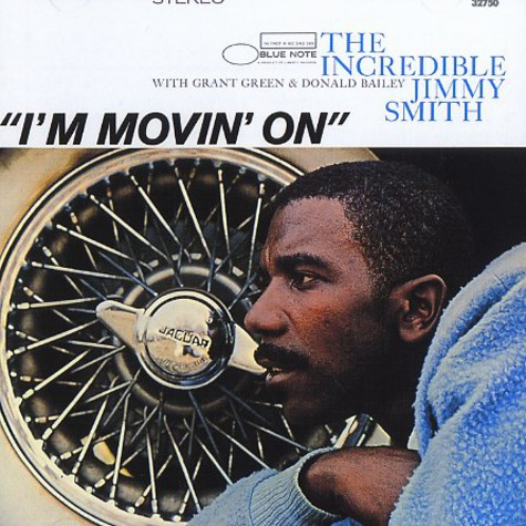 Jimmy Smith - I'm Movin On