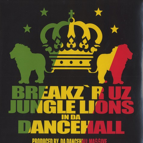 DJ Peabird - Jungle lions in da dancehall