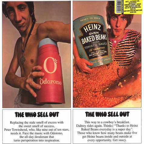Who, The - The Who sell out