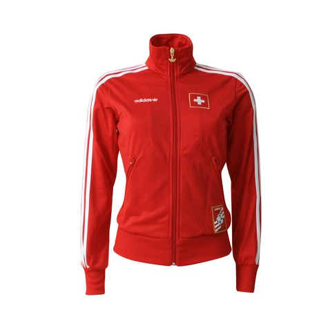 adidas - Switzerland Women track top