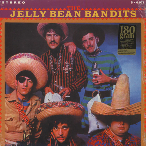Jelly Bean Bandits, The - The Jelly Bean Bandits