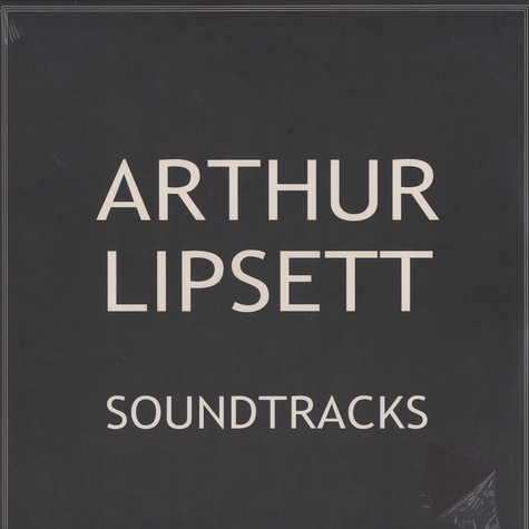 Arthur Lipsett - Soundtracks