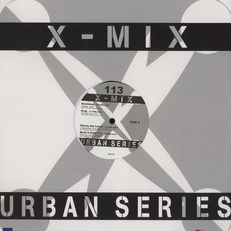 X-Mix - Urban series 113