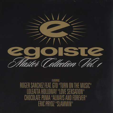 Egoiste - Master collection volume 1