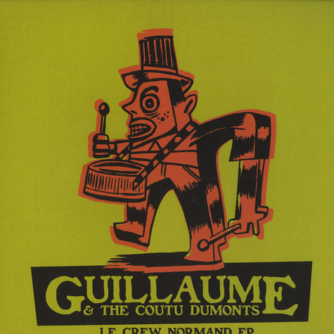 Guillaume & The Coutu Dumonts - Le crew normand EP