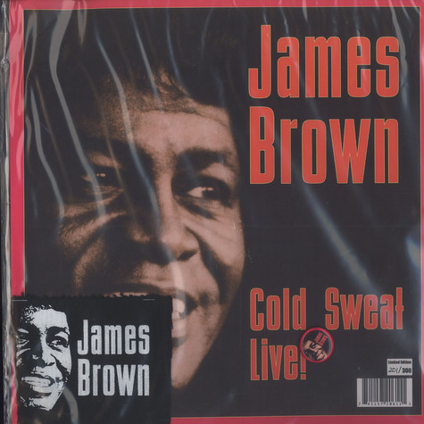 James Brown - Cold sweat live!