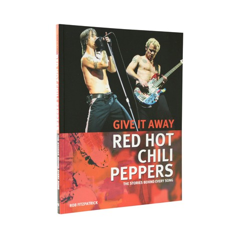 Red Hot Chili Peppers - Give it away (by Rob Fitzpatrick)
