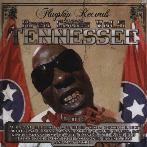 Flagship Records presents - Area codes volume 5 - Tennessee