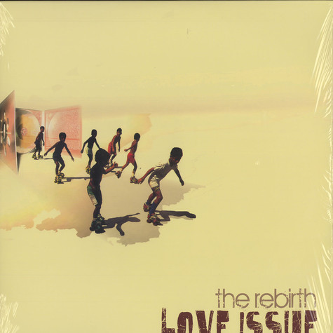 Rebirth, The - Love Issue EP